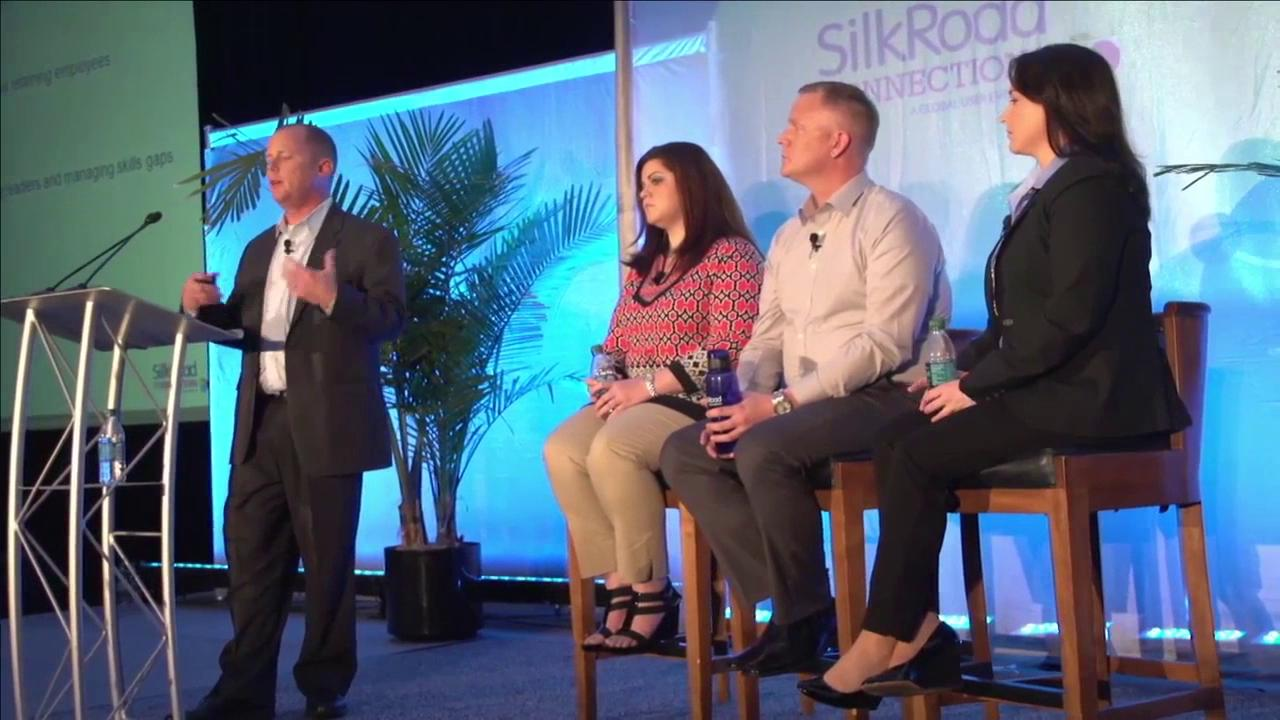 Full HD online broadcast of 2014 SilkRoad Conference in Chicago