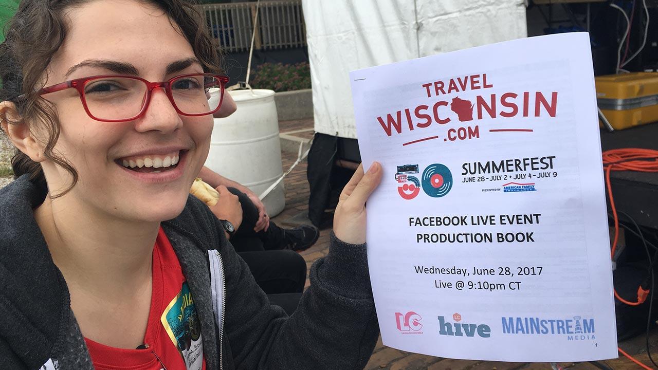 festival live stream example